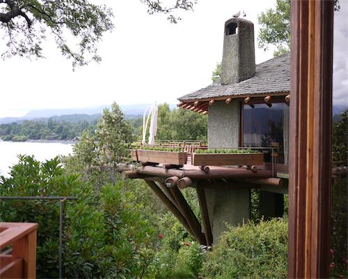 Parcela y Casa en orilla Lago Villarrica