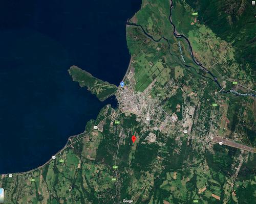 ubicacion parcela